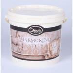 MARMORINO STYLE известковое декоративное покрытие венецианская штукатурка 5кг