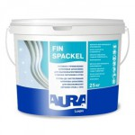 Aura Luxpro Fin Spaсkel - Высококачественная финишная шпаклевка 25кг